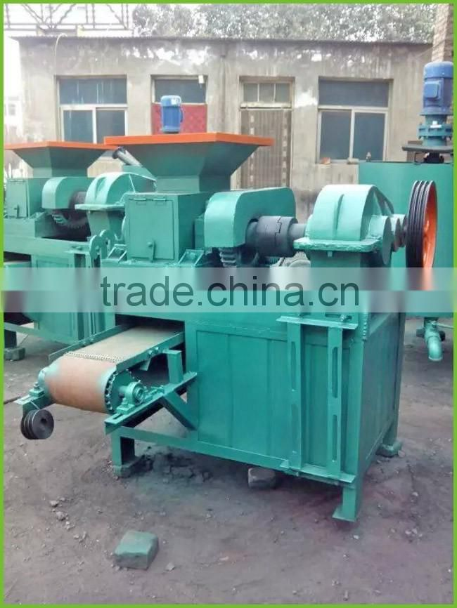 Cheap price Coal briquette press machine / BBQ briquette press machine / compress machine for charcoal powder