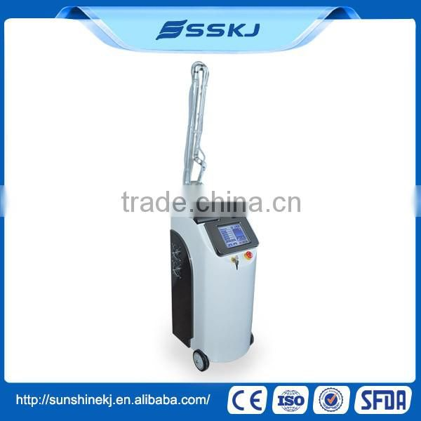 4 in 1 e-light ipl rf nd yag laser multifunction machine