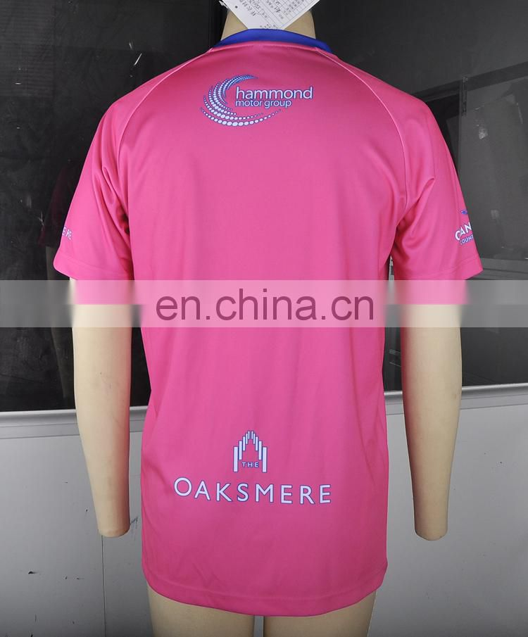 Custom wholesale China digital sublimation printing 3d t shirt
