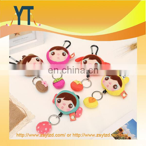 Customized cute badge reel/Retractable high quality badge reel