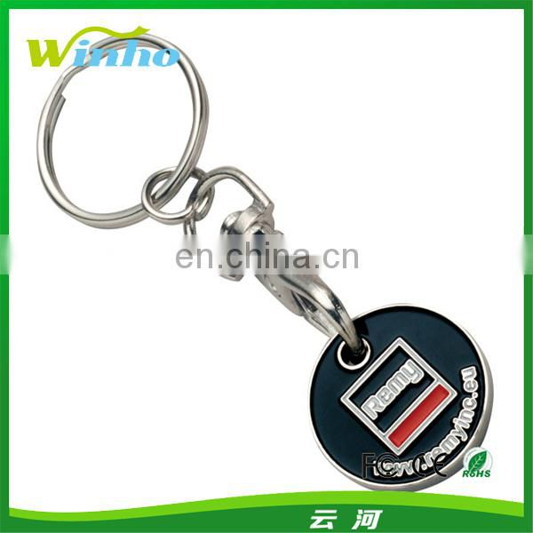 Wishbone Trolley Token Keyrings