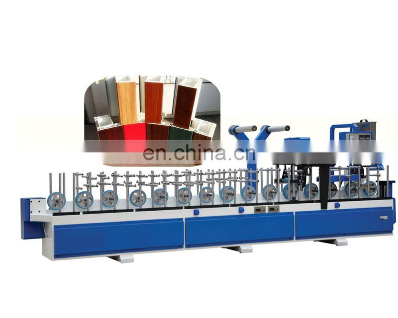 PUR Glue Multi functional Laminating Machine