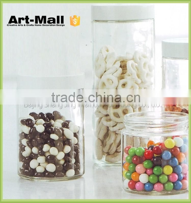 online shopping products 300,400,500,750,950ml food glass jar,clip top glass jar,kitchen wares