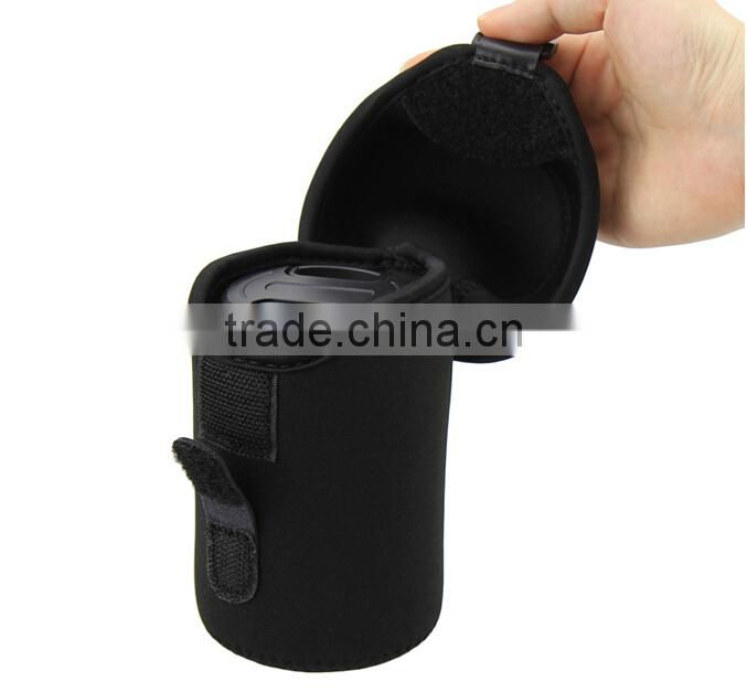 Neoprene Pouch JJC JN-L Lens Pouch For Canon For Nikon Water Proof Lens Pouch