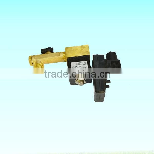 high quality automatic water drain valve/air compressor spare parts for automatic water drain valve