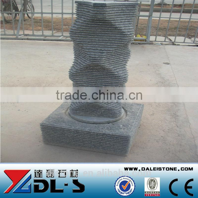 hot sales Garden stone water fountain ,hand carved art stone fountain,outdoor & square water fountain