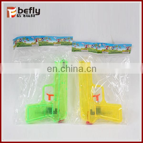 14.5cm cheap transparent water gun