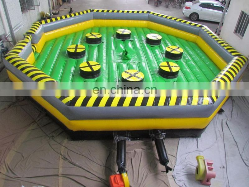 New giant twister game Inflatable twister adults game for sale