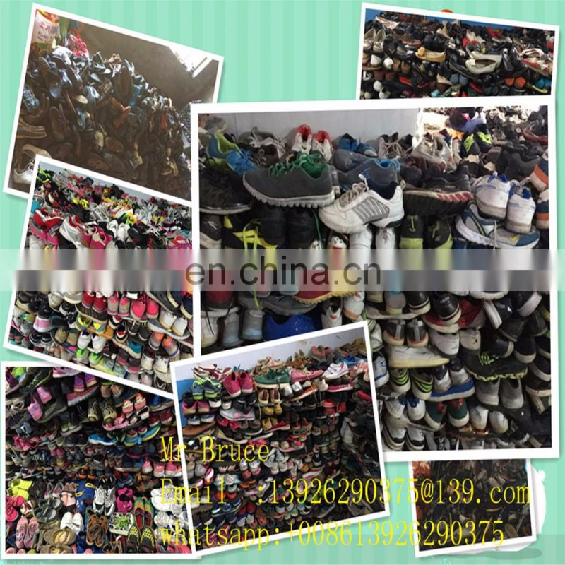 Secondhand shoes used sneakers men sports shoes wholesale