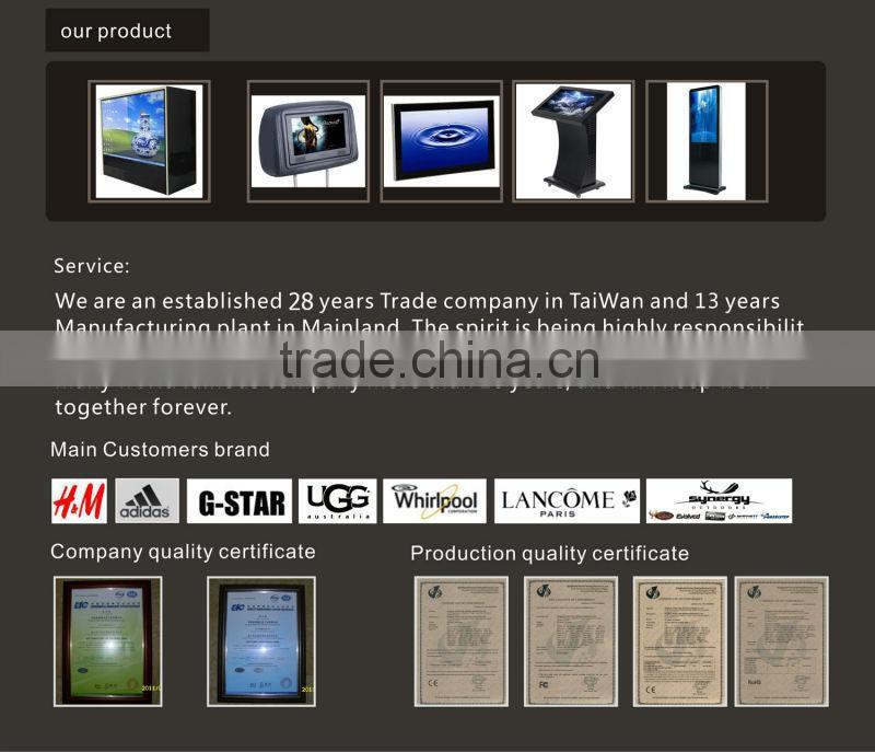 32 inch digital photo frame advertising screens led vertical digital ...