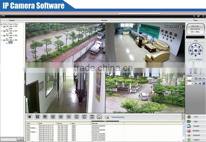 Colin new technology outdoor panasonic security cctv cameras types