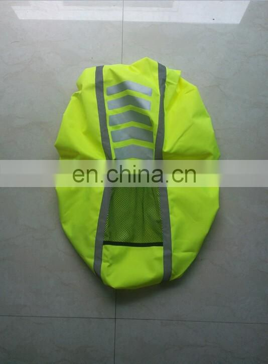 hi vis safety vest bag backpack cover outside activity