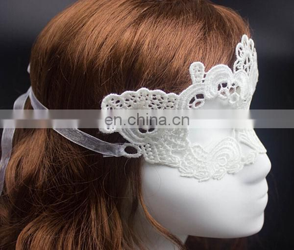 Lace Embroidery Masquerade Mask Sexy Ladies Part Mask