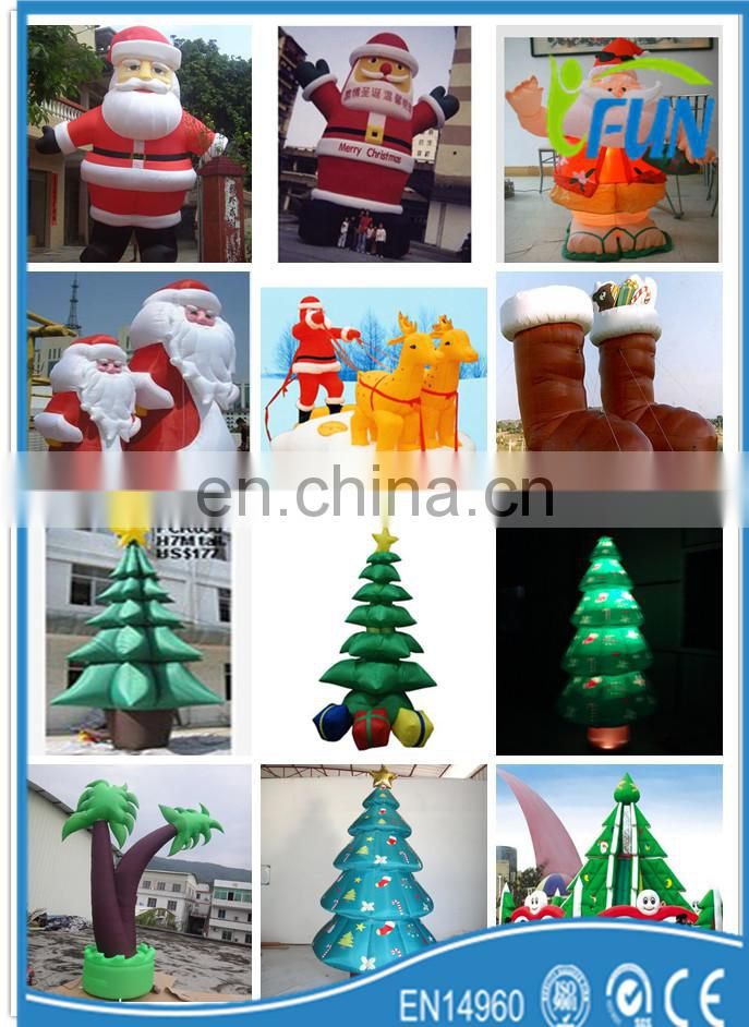 Inflatable Christmas exhibition bubble tent for sale/Inflatable Christmas bubble tent/Christmas bubble tent