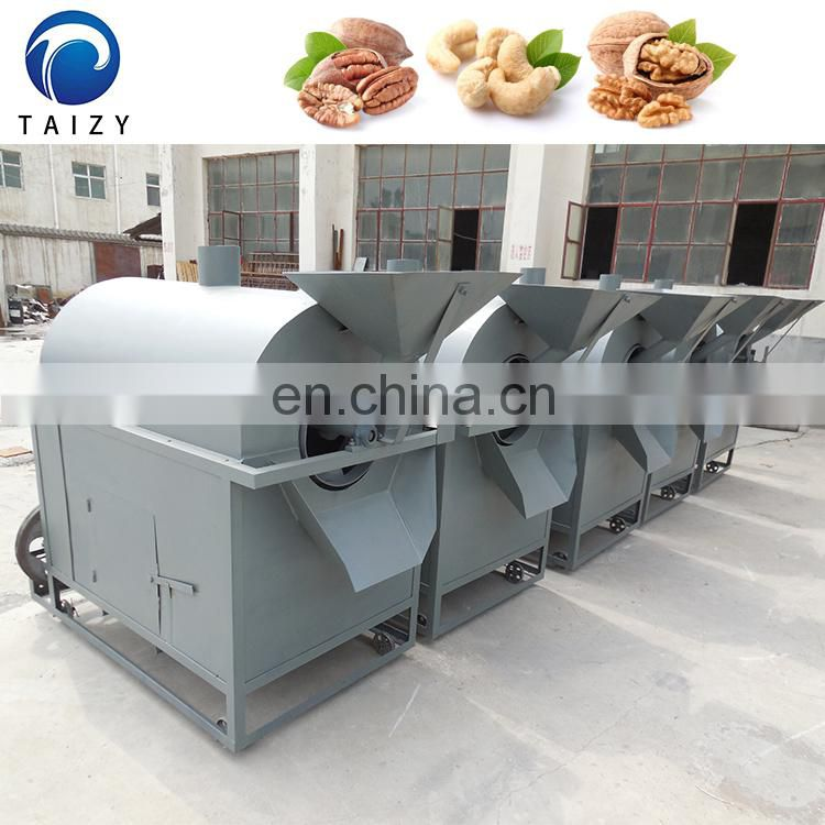 roaster for hazelnuts small seed pistachio soya bean sunflower roasting machine