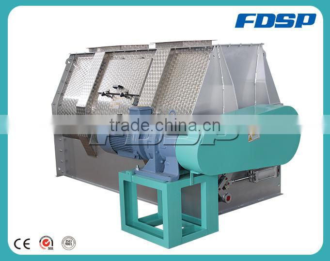 Latest design chicken feed mixing machine feed mixer design