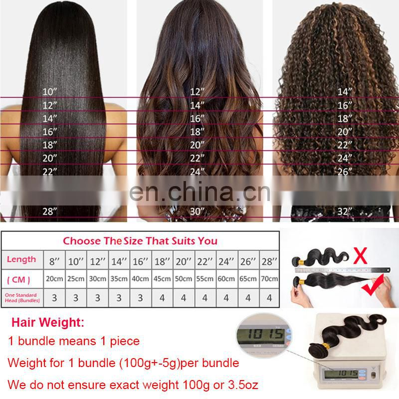 Grade 8a Unprocessed Human Hair Peruvian Virgin Hair Deep Body Wave