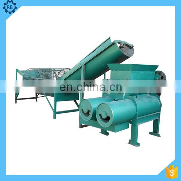 Best selling sweet potato grinding machine with good quality potato peeling and washing machine