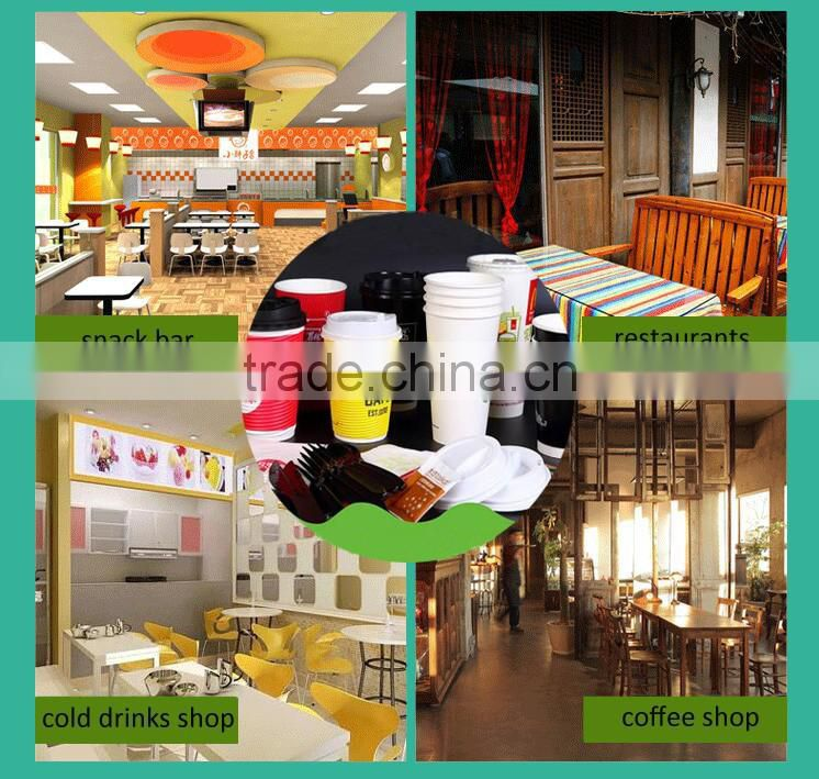 China Manufacture Wholesale Custom High Quality Hot Sale Disposable Custom Printed Paper Cup