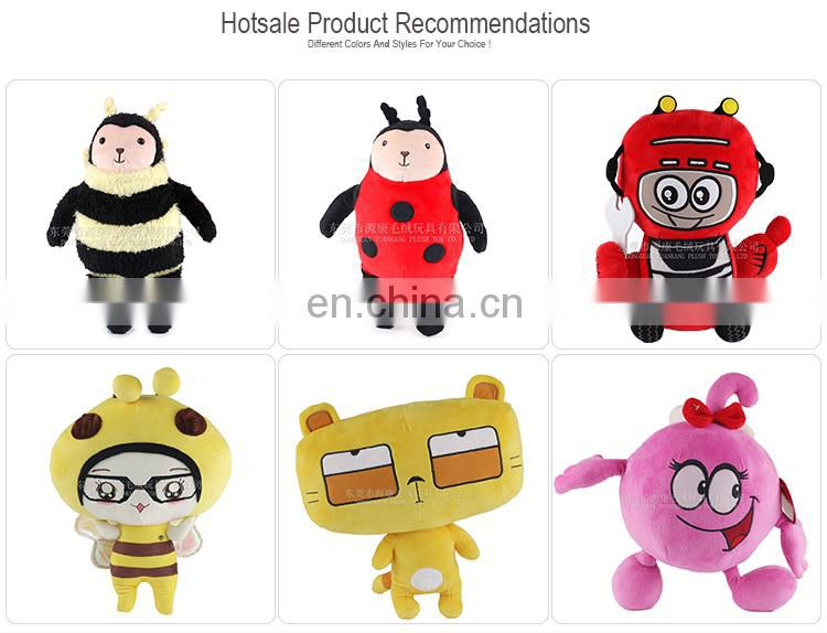 Design your own plush toy wholesale soft toy manufacturer in China