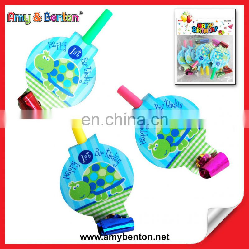 Exciting Birthday Party Favors China Cartoon Party Favor
