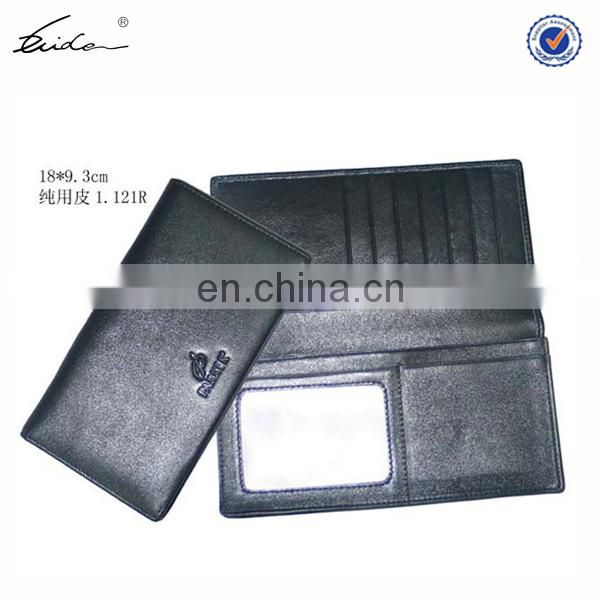 Real Leather Wallet Genuine Leather First Layer Leather