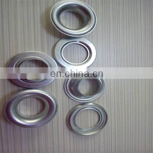 Brass/aluminum Metal Eyelets Reinforced Breathable Canvas Tarpaulin