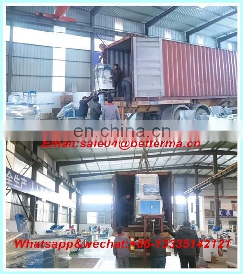 Plastic window door produce machine