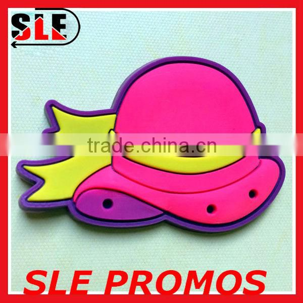 Animal design pvc refrigerator magnets Fridge Magnets Decorations custom fridge magnet 3D