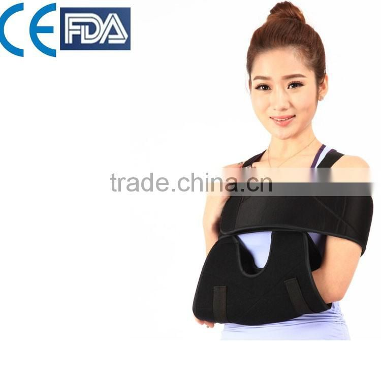 Breathable Shoulder Medical Support Foam Immobilizing Arm Sling Adjustable Arm Sling with CE/FDA