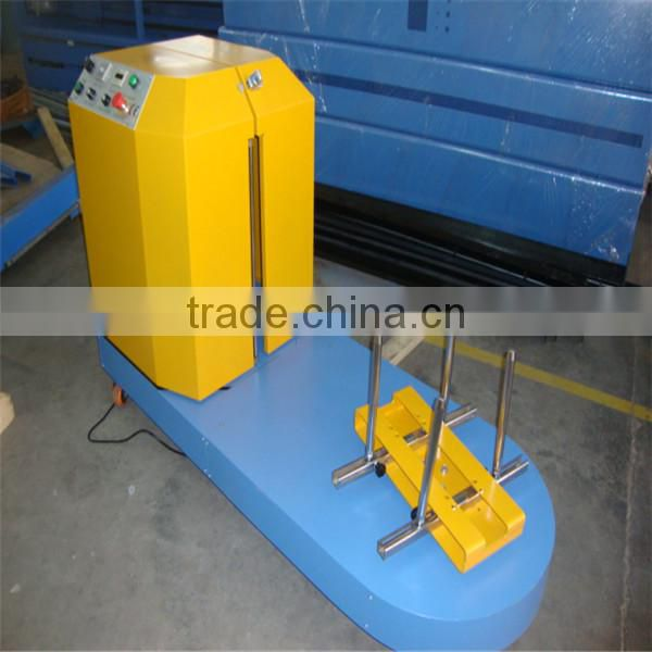 pallet stretch wrapping packing machine