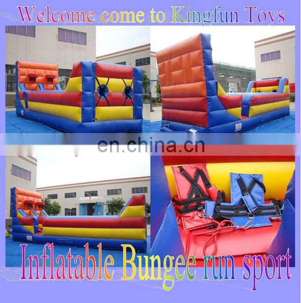 Good price inflatable sport game for kids