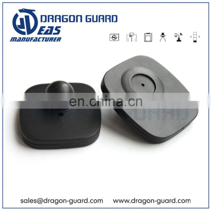 DRAGON GUARD T002 (8.2M) Mini Square Style EAS Clothing Security Hard Tag