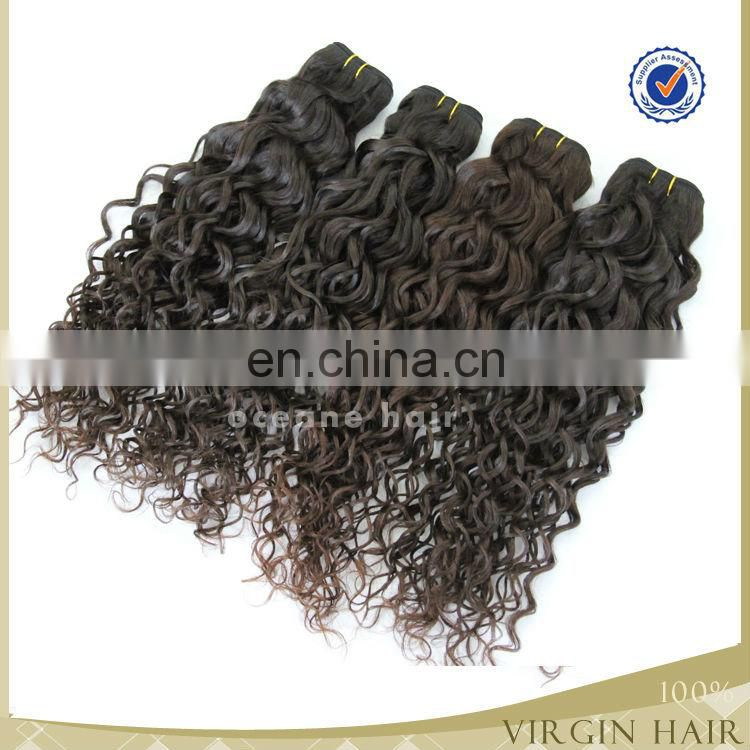 Top grade unprocessed raw virgin human hair genesis virgin hair