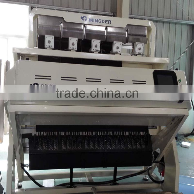 Color Sorting MachIne for Rice,Cereal,Plastic,Mine