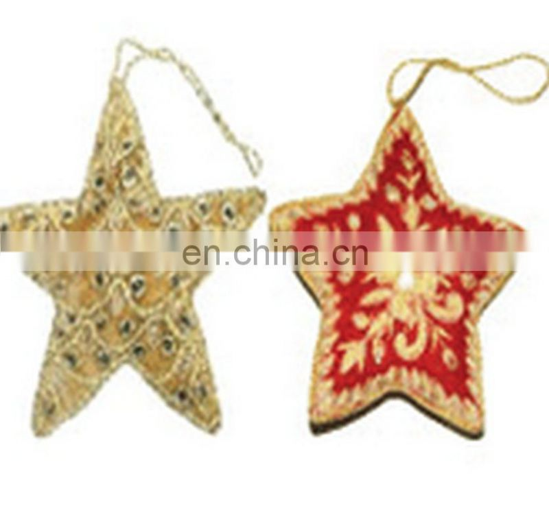 christmas hanging star