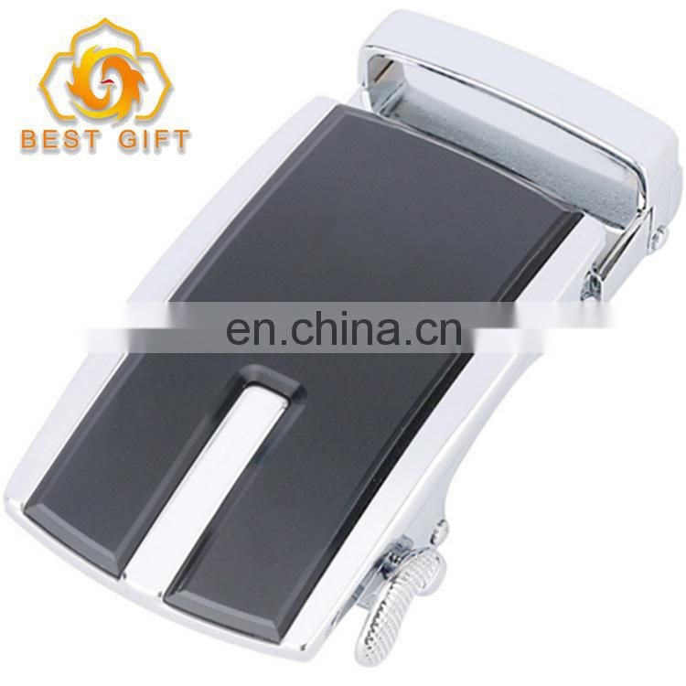 TOP SUPPLIER Simple Customized Shape Belt Buckle in Various Color