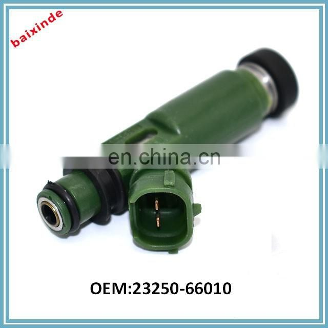 Auto Parts Fuel Injector OEM 23250-660101 Land Cruiser 100 1999-2009 1FZFE 4.5L
