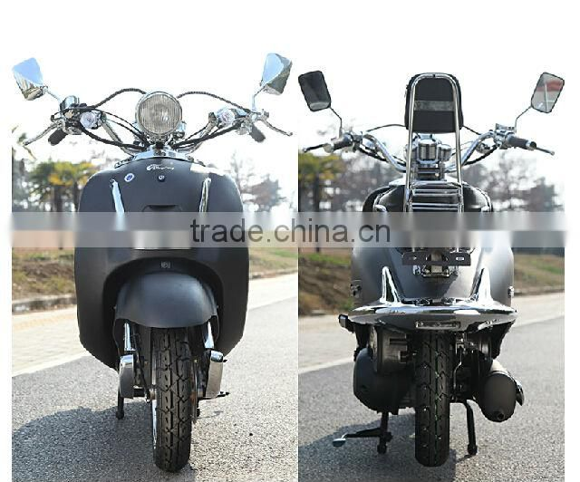 Hot Sale CE 125cc Gas Scooter ( QT-125)