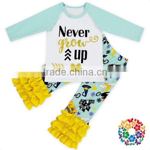 Stylish pineapple printing designs organic cotton fabric baby bibs cotton