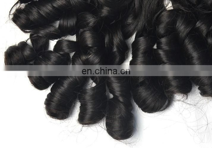 6A grade new style 100% human hair ponytails