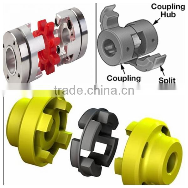rubber Coupling Spider,spider flexible coupling