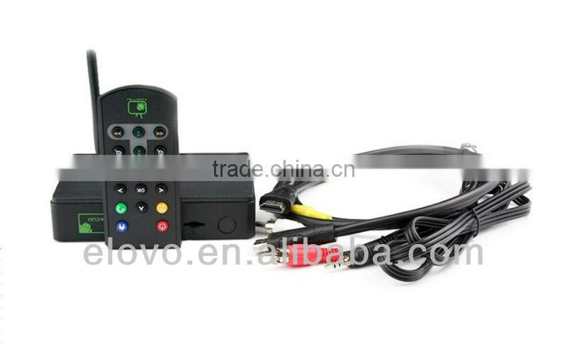 2013 Newest satellite TV receiver VIA8850 Cortex A9 Smart Internet IPTV 1080P HD Android TV Box