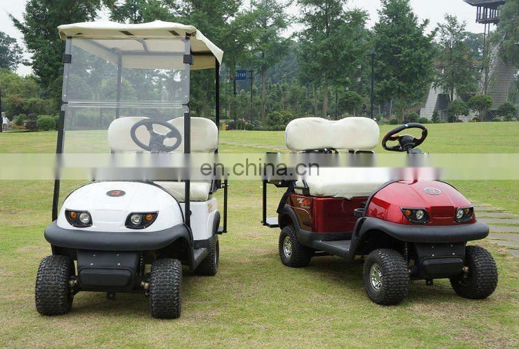 2017 New Electric Golf Car best seller, low prices 4 seater golf car wholesale! Aluminum chassis / Curtis Controller !