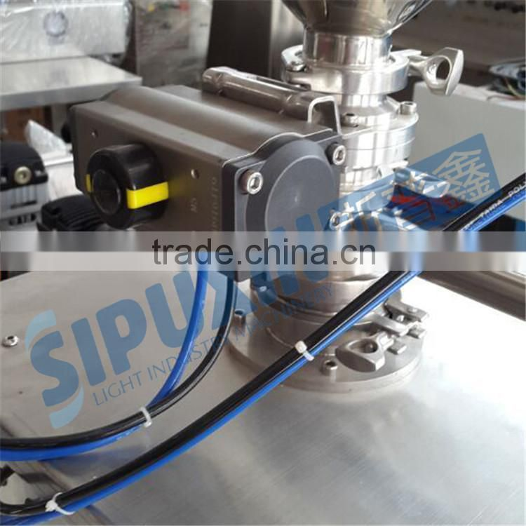 High Precision Large Capacity Pharmaceutical Powder Granule Pellet Capsule Filling Machine