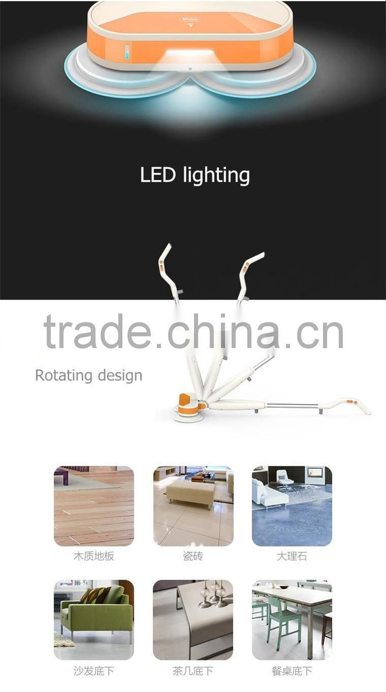 Floor Cleaning Machine Price Electric Spin Cotton Mop of