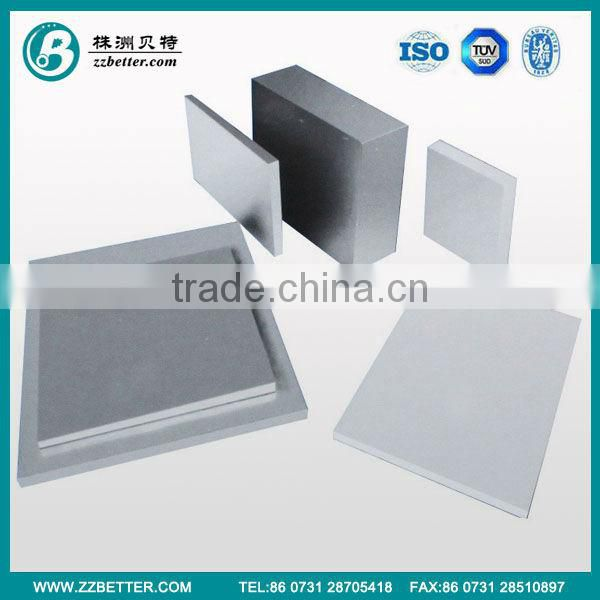 High purity tantalum vertical melted plate