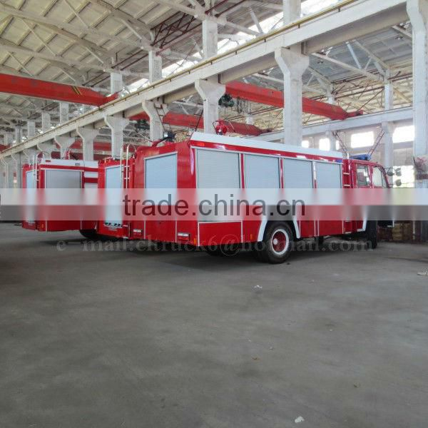 DONGFENG 4x2 New Fire Truck 1320Gal