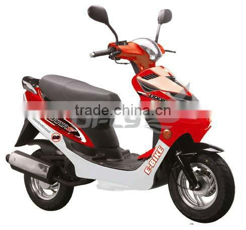 Best Selling EEC EPA Approved 50CC Gas Motor Scooter Equipped with Cheap Prices MS0502EEC/EPA