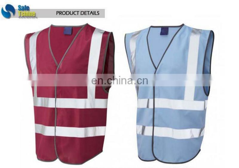 Excellent quality 100 polyester vest